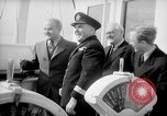 Image of Queen Elizabeth Atlantic Ocean, 1946, second 6 stock footage video 65675053407