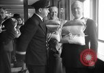 Image of Queen Elizabeth Atlantic Ocean, 1946, second 9 stock footage video 65675053409