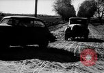 Image of Road construction Germany, 1939, second 7 stock footage video 65675053411