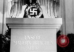 Image of Adolf Hitler 55th birthday Berlin Germany, 1944, second 4 stock footage video 65675053415
