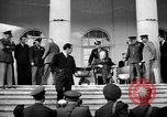 Image of Franklin Roosevelt at Tehran Conference Tehran Iran, 1943, second 1 stock footage video 65675053420