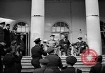 Image of Franklin Roosevelt at Tehran Conference Tehran Iran, 1943, second 9 stock footage video 65675053420
