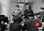 Image of Franklin Roosevelt at Tehran Conference Tehran Iran, 1943, second 12 stock footage video 65675053420