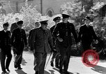 Image of Winston Churchill birthday Tehran Iran, 1943, second 5 stock footage video 65675053423