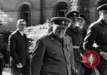 Image of Winston Churchill birthday Tehran Iran, 1943, second 9 stock footage video 65675053423