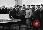Image of Winston Churchill Tehran Iran, 1943, second 12 stock footage video 65675053424