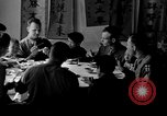 Image of American soldiers dine with Chinese children China, 1943, second 2 stock footage video 65675053427
