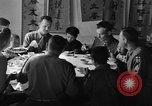 Image of American soldiers dine with Chinese children China, 1943, second 4 stock footage video 65675053427