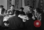 Image of American soldiers dine with Chinese children China, 1943, second 5 stock footage video 65675053427