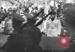 Image of funeral of Ahmad II ibn Ali Tunisia North Africa, 1942, second 3 stock footage video 65675053434