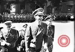 Image of Joseph Goebbels views German art  Germany, 1943, second 8 stock footage video 65675053435