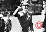 Image of Joseph Goebbels views German art  Germany, 1943, second 9 stock footage video 65675053435