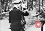 Image of Wolfsschanze East Prussia, 1942, second 12 stock footage video 65675053436