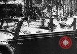 Image of Adolf Hitler Rastenburg East Prussia, 1941, second 3 stock footage video 65675053441