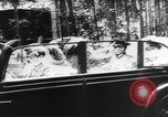 Image of Adolf Hitler Rastenburg East Prussia, 1941, second 4 stock footage video 65675053441