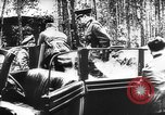 Image of Adolf Hitler Rastenburg East Prussia, 1941, second 6 stock footage video 65675053441