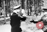 Image of Adolf Hitler Rastenburg East Prussia, 1941, second 7 stock footage video 65675053441