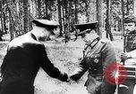 Image of Adolf Hitler Rastenburg East Prussia, 1941, second 8 stock footage video 65675053441