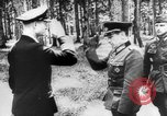 Image of Adolf Hitler Rastenburg East Prussia, 1941, second 9 stock footage video 65675053441