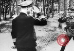 Image of Adolf Hitler Rastenburg East Prussia, 1941, second 11 stock footage video 65675053441