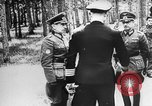 Image of Adolf Hitler Rastenburg East Prussia, 1941, second 12 stock footage video 65675053441