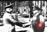 Image of Adolf Hitler Rastenburg East Prussia, 1943, second 2 stock footage video 65675053443