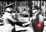 Image of Adolf Hitler Rastenburg East Prussia, 1943, second 3 stock footage video 65675053443