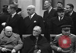 Image of Franklin Roosevelt Crimea Ukraine, 1945, second 7 stock footage video 65675053453