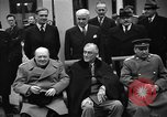Image of Franklin Roosevelt Crimea Ukraine, 1945, second 9 stock footage video 65675053455