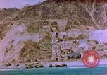 Image of Rocky shoreline Okinawa Pacific Theater Kerama Retto, 1945, second 12 stock footage video 65675053456
