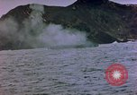 Image of rocket barrage Okinawa Pacific Theater Kerama Retto, 1945, second 12 stock footage video 65675053461
