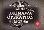 Image of Okinawa Operations Okinawa Ryukyu Islands, 1945, second 2 stock footage video 65675053462