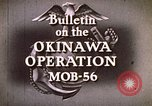 Image of Okinawa Operations Okinawa Ryukyu Islands, 1945, second 3 stock footage video 65675053462