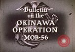 Image of Okinawa Operations Okinawa Ryukyu Islands, 1945, second 4 stock footage video 65675053462