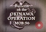 Image of Okinawa Operations Okinawa Ryukyu Islands, 1945, second 5 stock footage video 65675053462