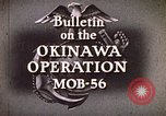 Image of Okinawa Operations Okinawa Ryukyu Islands, 1945, second 7 stock footage video 65675053462