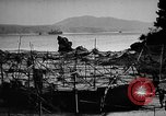 Image of Japanese barge Okinawa Ryukyu Islands, 1945, second 4 stock footage video 65675053475
