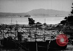 Image of Japanese barge Okinawa Ryukyu Islands, 1945, second 8 stock footage video 65675053475