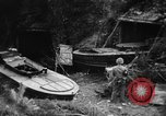 Image of Japanese suicide boat Okinawa Ryukyu Islands, 1945, second 6 stock footage video 65675053480