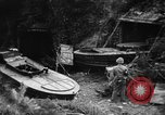 Image of Japanese suicide boat Okinawa Ryukyu Islands, 1945, second 7 stock footage video 65675053480