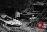 Image of Japanese suicide boat Okinawa Ryukyu Islands, 1945, second 12 stock footage video 65675053480