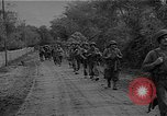 Image of United States troops Volturno River Valley Italy, 1944, second 1 stock footage video 65675053485
