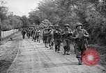Image of United States troops Volturno River Valley Italy, 1944, second 4 stock footage video 65675053485