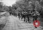 Image of United States troops Volturno River Valley Italy, 1944, second 5 stock footage video 65675053485