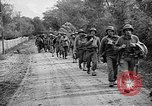 Image of United States troops Volturno River Valley Italy, 1944, second 8 stock footage video 65675053485
