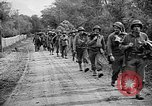 Image of United States troops Volturno River Valley Italy, 1944, second 9 stock footage video 65675053485