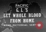 Image of wounded soldiers Pacific Theater, 1944, second 1 stock footage video 65675053487