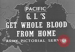 Image of wounded soldiers Pacific Theater, 1944, second 2 stock footage video 65675053487