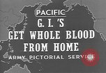 Image of wounded soldiers Pacific Theater, 1944, second 3 stock footage video 65675053487