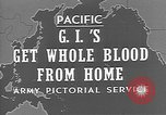 Image of wounded soldiers Pacific Theater, 1944, second 6 stock footage video 65675053487